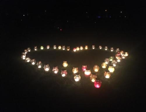 Woensdag 9 december 2020: Lichtjesavond Leersum