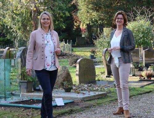9 november 2020: Aula begraafplaats Maarn
