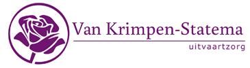 Van Krimpen Statema Logo